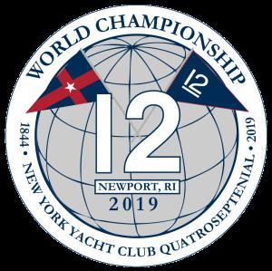 12 Metre World Championship logo by SallyAnne Santos
