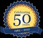 D.F. Dwyer 50th Anniversary logo by SallyAnne Santos
