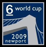 6 Metre World Cup logo by SallyAnne Santos