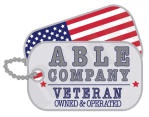 Able Company logo by SallyAnne Santos
