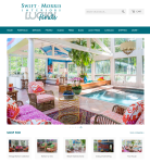 Lucky Finds website design by Windlass Creative