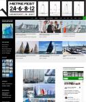 METREFEST NEWPORT website by Windlass Creative