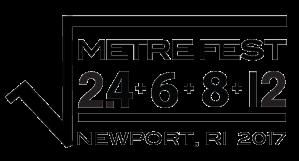 MetreFEST Newport logo by SallyAnne Santos