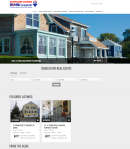 Stephanie Guinan, Realtor website designed by Windlass Creative