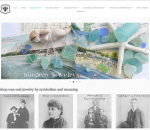Suegray Jewelry website design by Windlass Creative