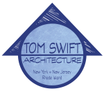 Tom Swift Architecture logo by SallyAnne Santos