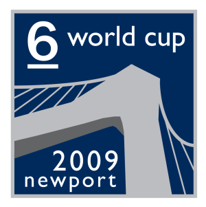 Windlass Creative designed this logo electronic communications and photography for the 2009 6mR World Cup inNewport, Rhode Island.