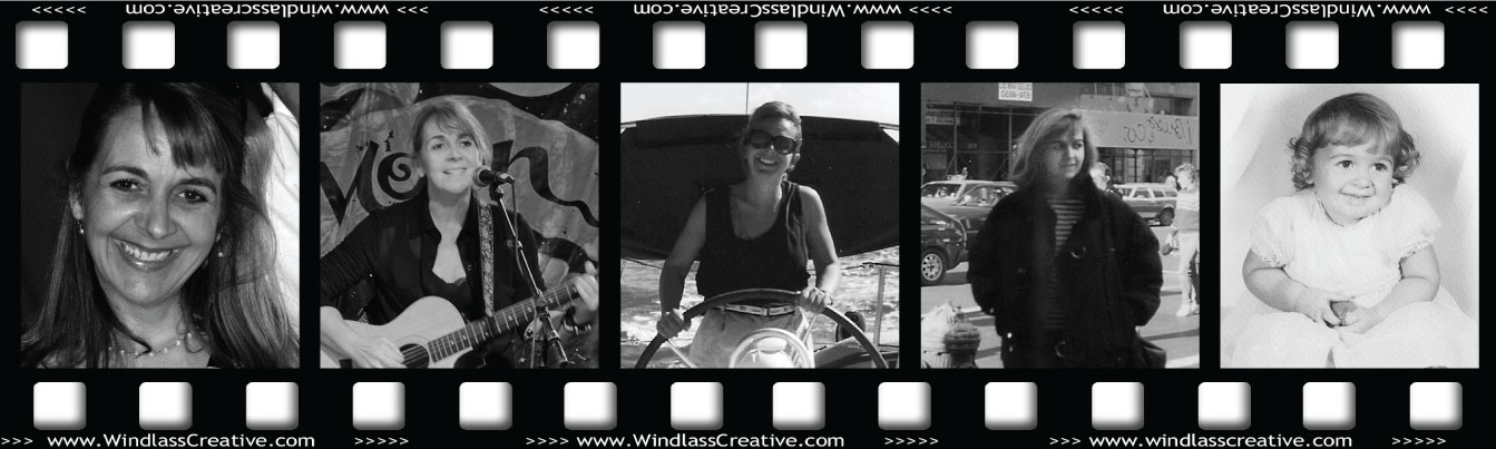 Windlass Creative owner, SallyAnne Santos