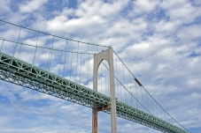 Newport Bridge, Narragansett Bay, Rhode Island, photos by: SallyAnne Santos | Windlass Creative
