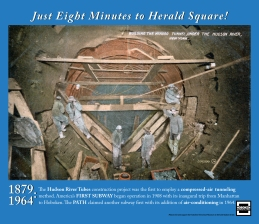 Just Eight Minutes to Herald Square!